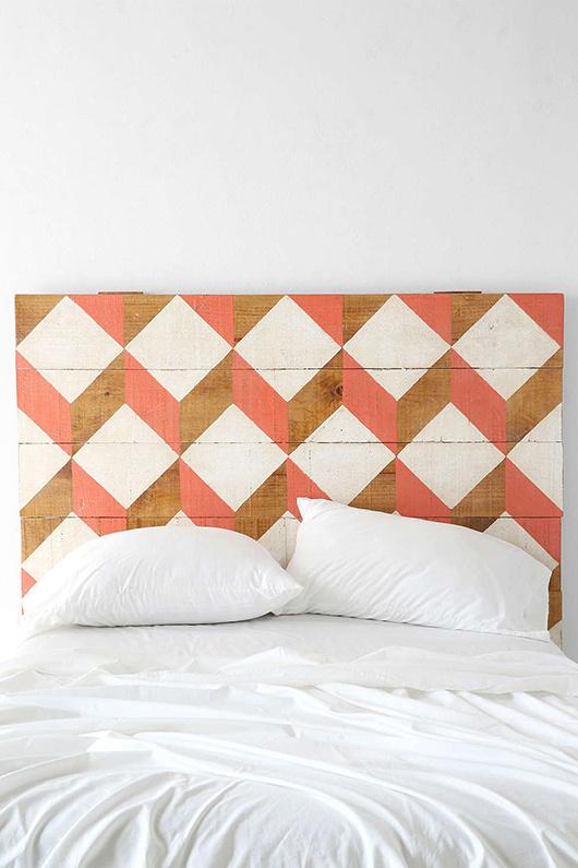 bed head / sfgirlbybay #interior #design #decor #deco #decoration