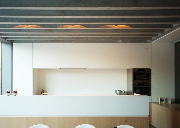 House in Mechelen by Areal Architecten #modern #design #minimalism #minimal #leibal #minimalist