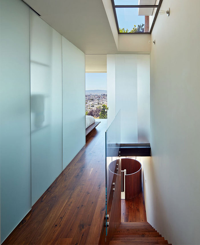 Open Plan House Filled with Light - #stairs, #staircase, #stairway, architecture, stairs