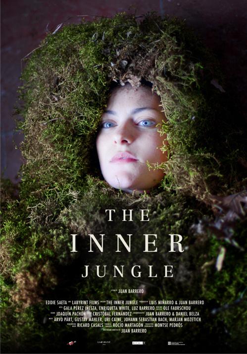 LA SELVA INTERIOR #design #graphic #poster #film