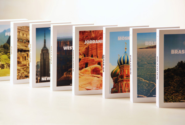 Lonely Planet Redesign #design #book