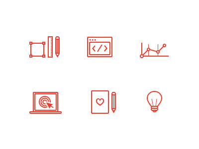 Line icons #icon #sign #symbol #picto