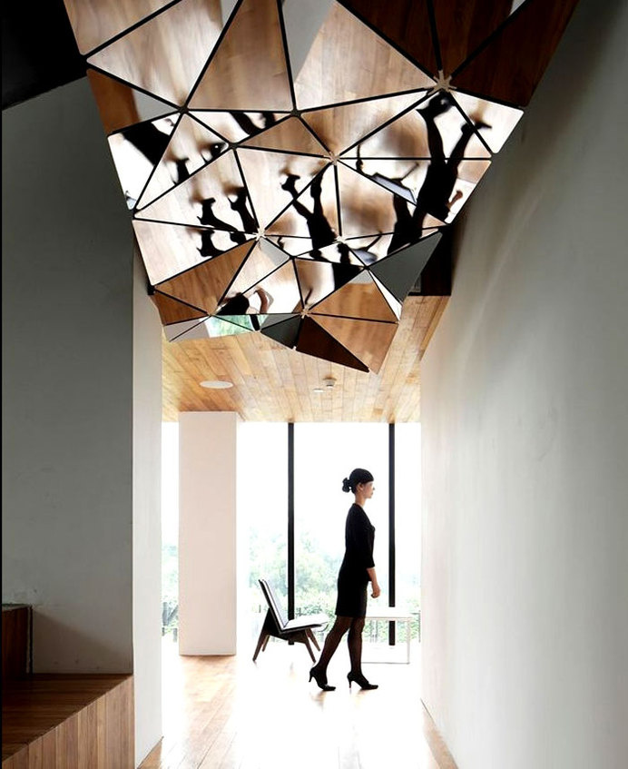 Contemporary Asian Elegance at Hotel Wind Decor #hotel #interior #interior design #minimalist #decor