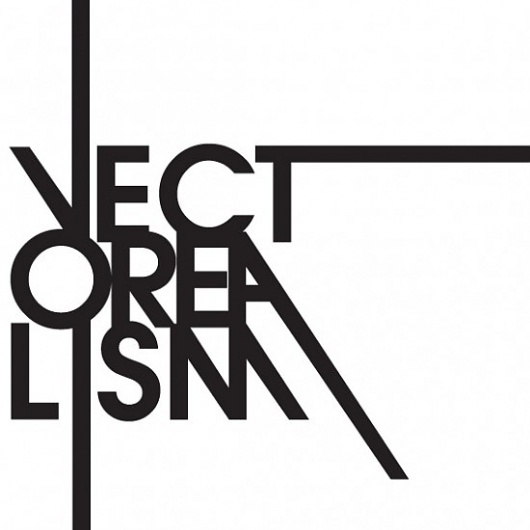 Polkadot » Vectorealism #typography