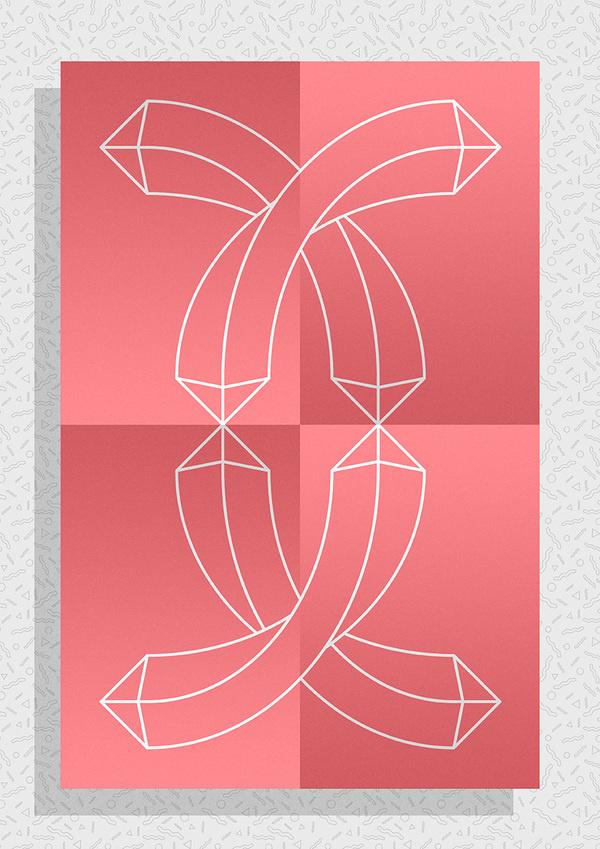 Pablo Abad - Re_Type Typography #print #poster #typography
