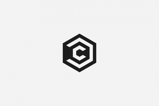 Concrete Cut | 1910 Design & Communication #logotype #cut #concrete #identity