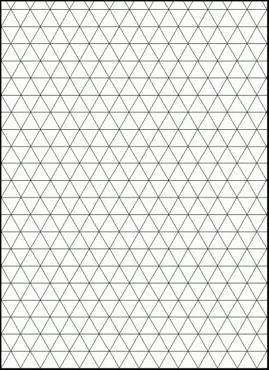 triangle_grid.or.graph.gif (583×799) #layout #triangle #white #black