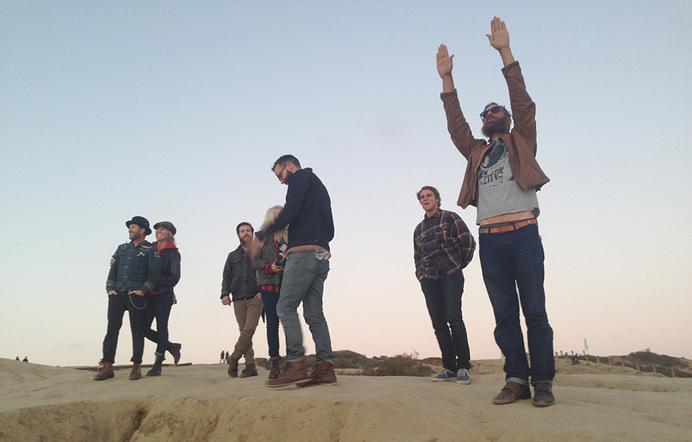 BLOG_ - Seaweed & Gravel #desert #group #friends