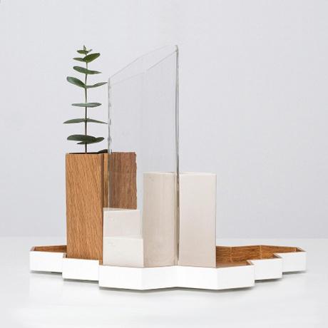 Grid Table Set from Madtastic #interior #furniture #design