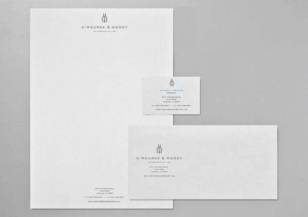 Casey Martin Design #logo #stationery