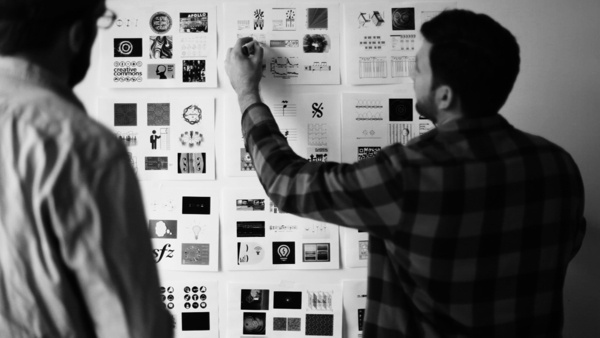 Sivert Høyem - Website and Visual Identity on Behance #progress #in #workflow #work