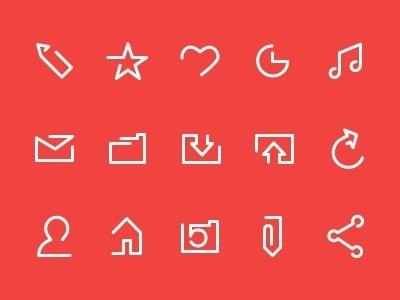 Line_set #pictogram #icon #design #picto #symbol