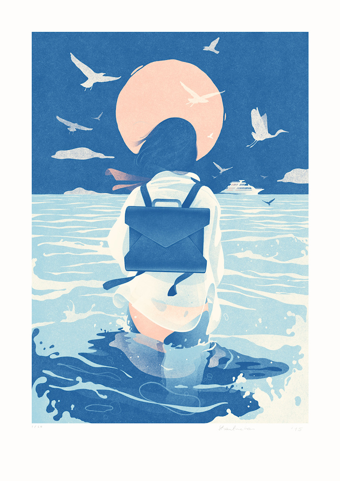 #illustration #water