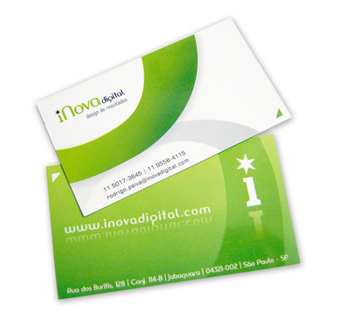Business Card iNovaDigital #card #business