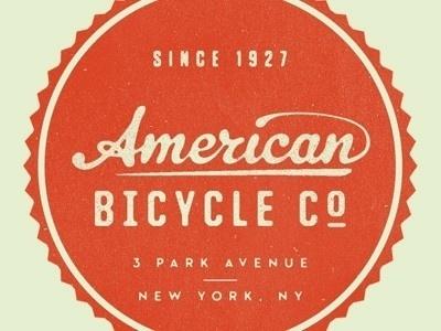 Logos / #american #bicycle