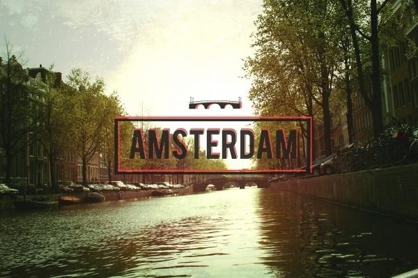 Chris van Niekerk #city #amsterdam