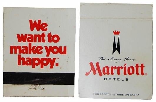 Friday find: Matchbooks #matchbook #vintage #typography