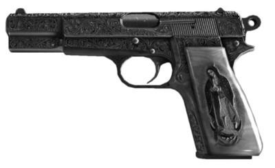 The Black Wolf #gun