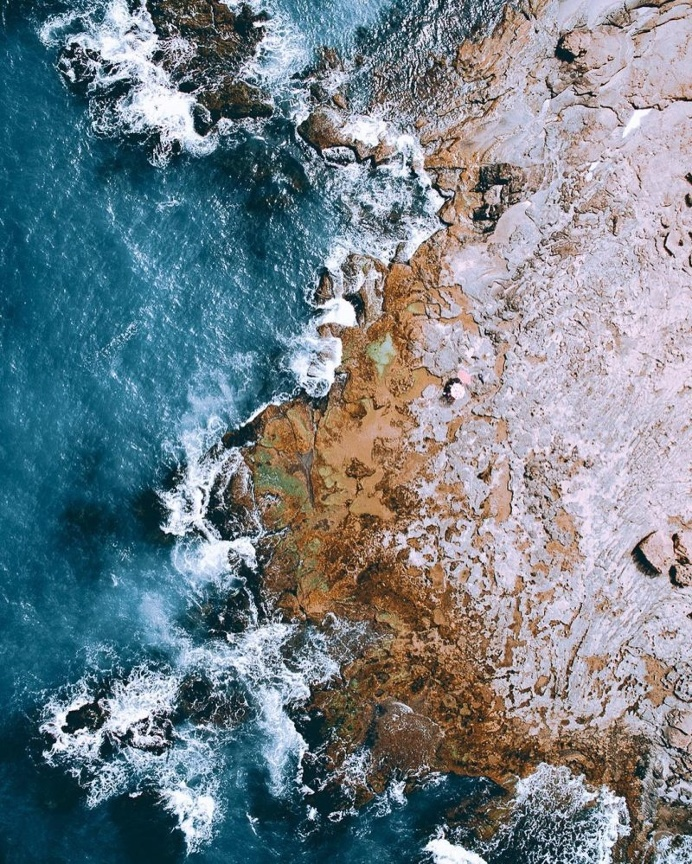 Stunning Drone Photography by Tobias Hägg