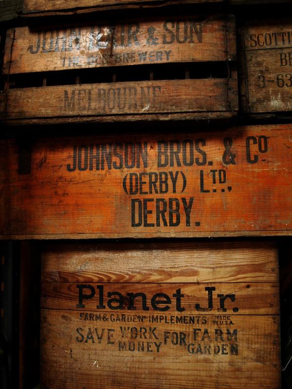 vintage wood boxes #boxes #wood #vintage