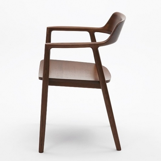 We are the kids your parents warned you about. - hrstudioplus #wood #design #chair #modern