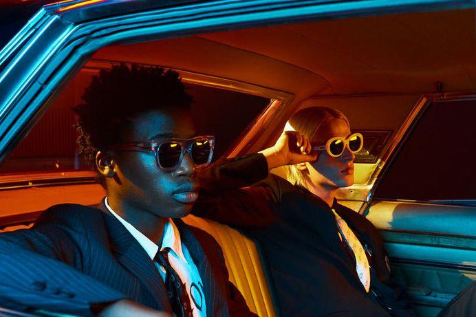 HAWKERS CO. Midnight Studios Sunglasses Collection Lookbooks