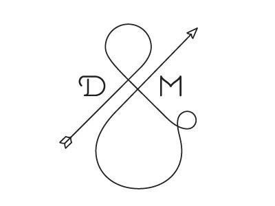 ampersand monogram   Identity #monogram #logo #identity