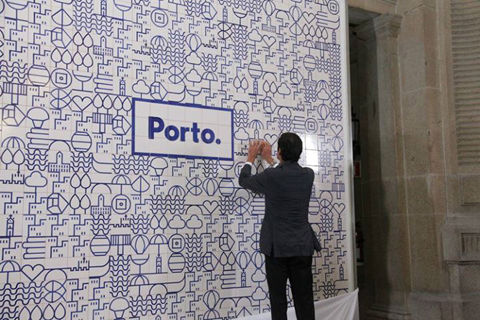 Porto city by White Studio.