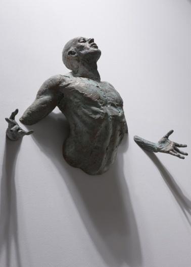 Sculpture by Matteo Pugliese - Cosas cool #sculpture #art
