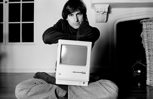 Norman Seeff - Steve Jobs - Photos - Social Photographer's Portfolios #inspiration #photography #portrait