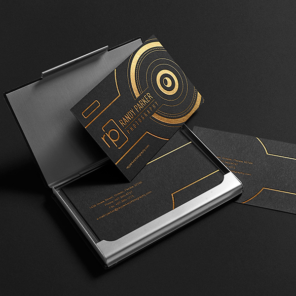 Design for a Business Card