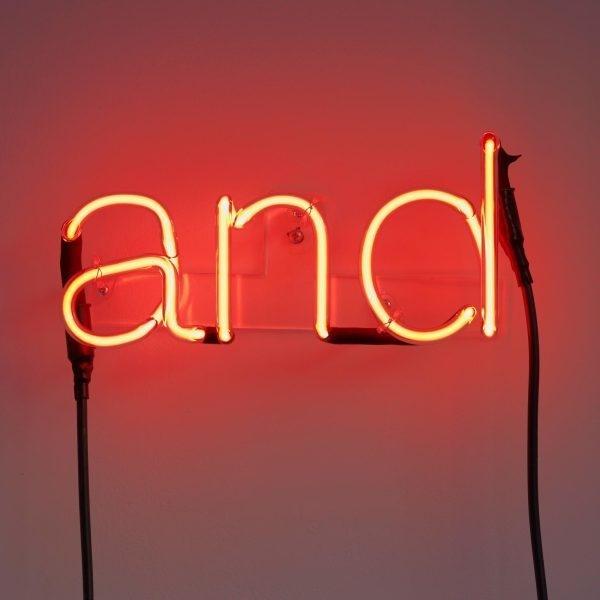 Peter Liversidge   PICDIT #art #neon