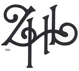 MR. MULE's TYPOGRAPHIC SHOWROOM AND EMPORIUM: Modern monograms: 1310 graphic designs #monogram