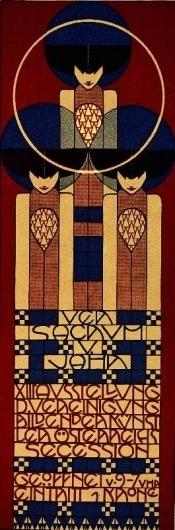 ver sacrum poster #poste #poster