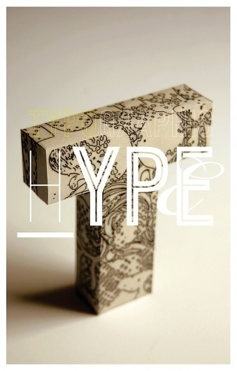 Tom Davie | 2010 Typographic Posters #twentysix #design #graphic #sans #studio #poster #hype #typography
