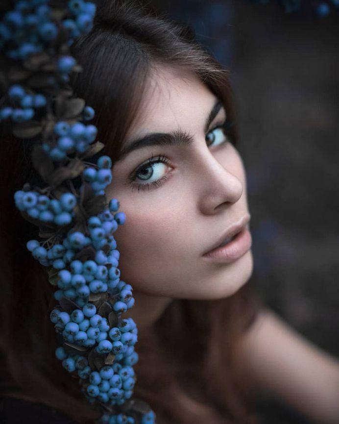 Marvelous Female Portrait Photography by Jacopo Melchiorri