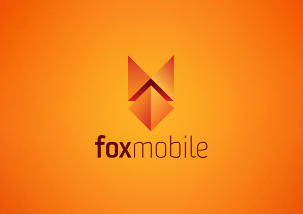 Fox mobile #telecom #fox #corporate #identity #mobile