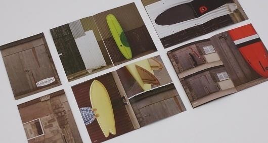 Loose-Fit / Case Study / Loose-Fit Surf Shop - A-Side Studio #brochure #identity #branding #lookbook