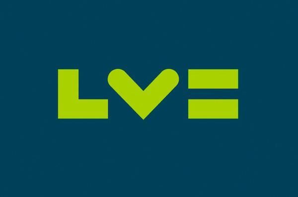 LV= Logo Designed by The Partners #logo #design