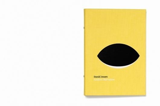 Bedow — Examples of Work — Book, Daniel Jensen #cover #illustration #binder