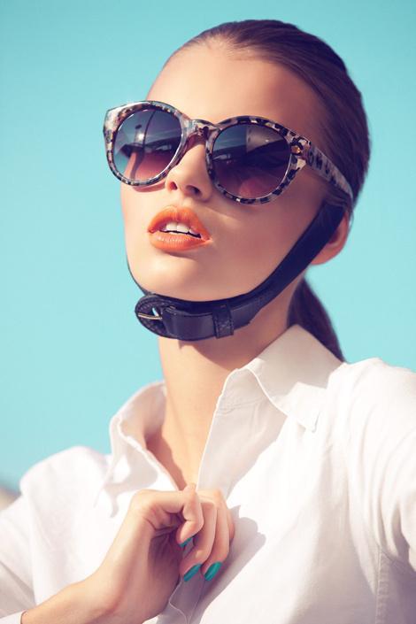 Erika Labanauskaite в фотосете Matjaz Ocko #model #girl #photography #portrait #fashion #beauty