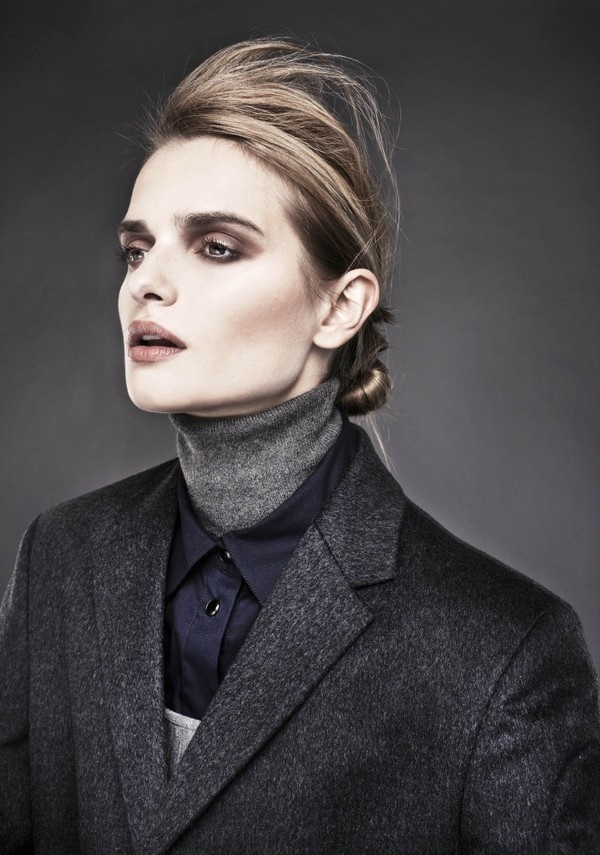 Anna Zakusilo for Stolnick Magazine #fashion #photography