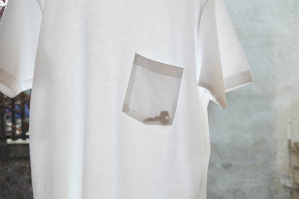 Untitled (T shirt) : MIKKO KUORINKI #t #white #shirt