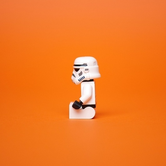 Your favorite photos and videos | Flickr #lego #orange #wars #storm #star #trooper #toy