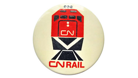 cn logo badge #badge