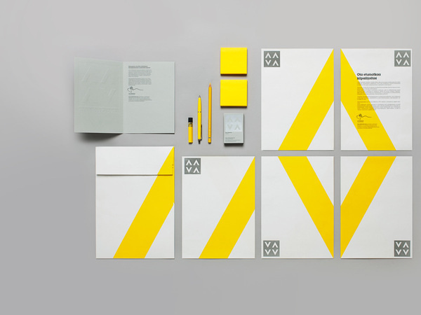 AAVA on Behance #identity