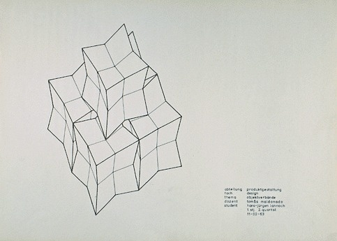 HfG-Archiv Ulm | HfG Collection: Graphic works #object #ulm