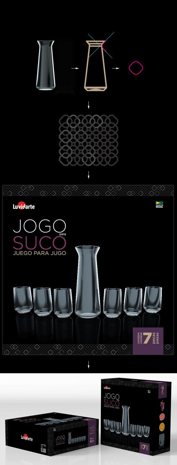 Luvidarte packaging : #packaging