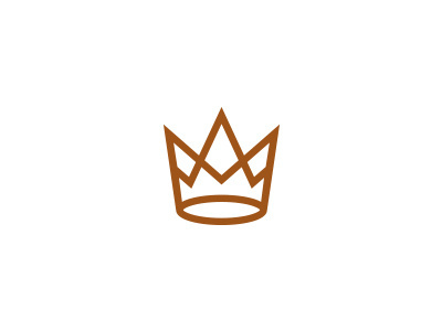Wip Crown mark #mark #logo #crown #tsanev