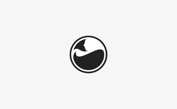 Whale Global by R&Co. Design #mark #logo #symbol